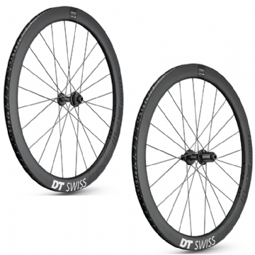 Paire de roues carbone ARC 1100 DICUT 48 Disc DT SWISS